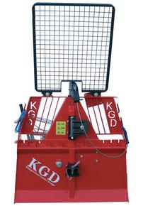 skogsvinsj elektrohydraulisk KGD 350 EH SA