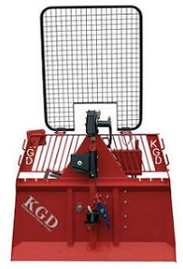 skogsvinsj elektrohydraulisk KGD 550 EH SA