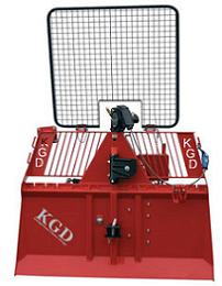 skogsvinsjer elektrohydraulisk KGD 650 EH SA