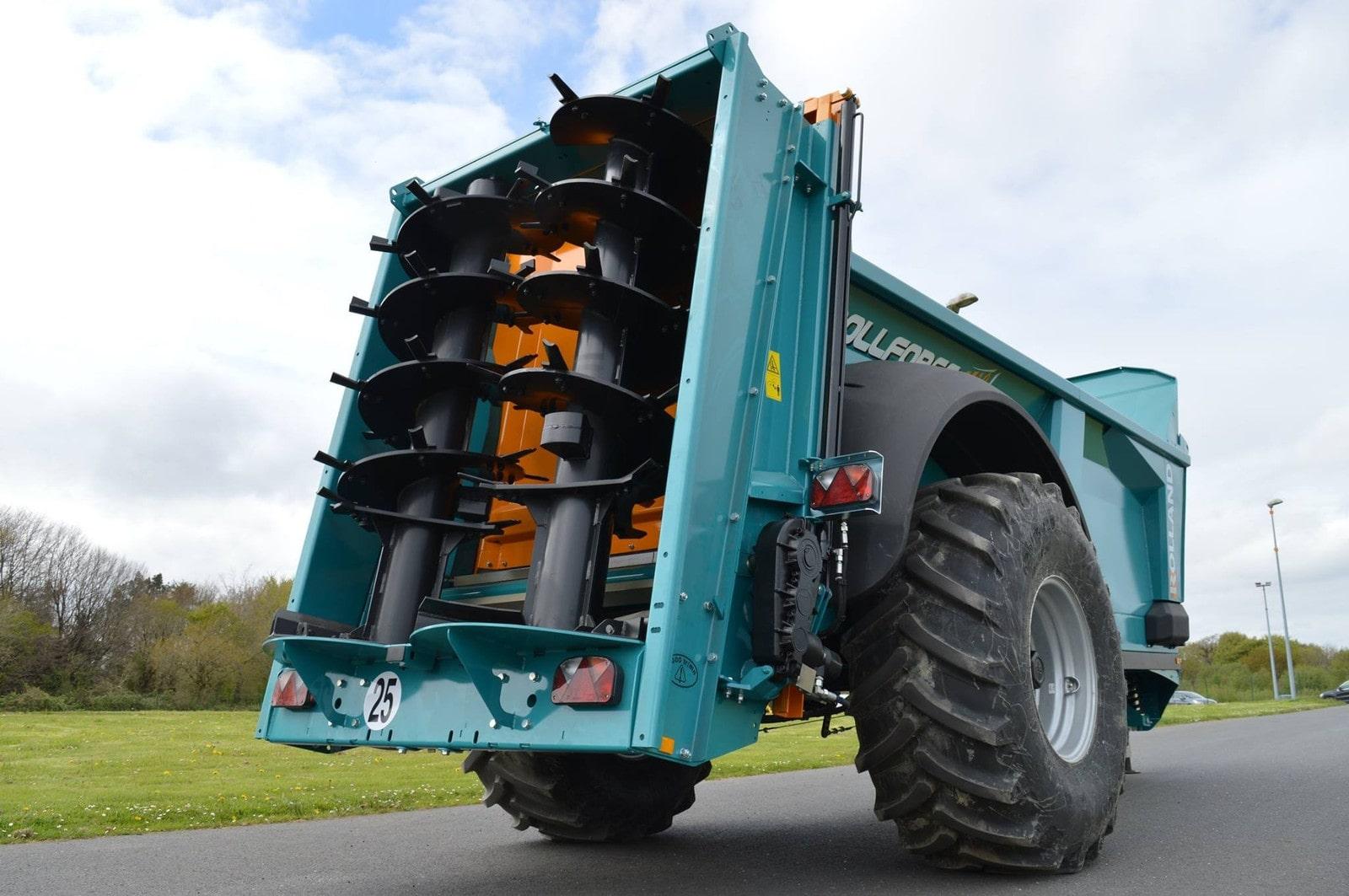 Rolland Rollforce 5514 tørrgjødselvogn